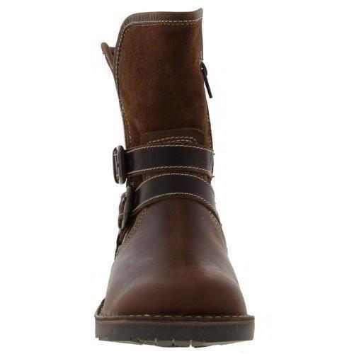 Boot Oxygen Liffey Down Tan Stitch Ankle SxSpZwUqt