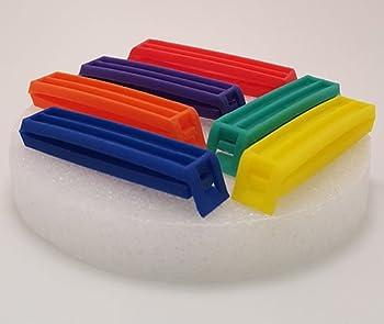 PLASDENT Toothpaste Squeezers Assorted 6/pk