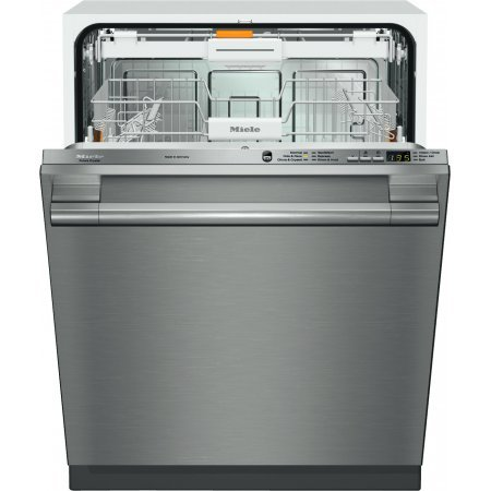 G6165SCSF | Miele Futura Crystal Dishwasher – Stainless Steel