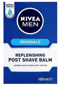 THREE PACKS of Nivea For Men Replenishing Aftershave Post Shave Balm by Nivea
