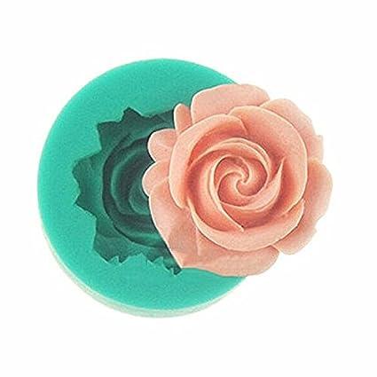 Jysport - Molde de silicona para hornear galletas y dulces o para hacer jabón o hielo