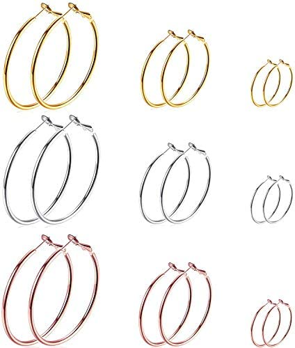 Earrings Stainless hypoallergenic Fashion Jewelry product image