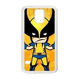 Lovely cartoon ironman Cell Phone Case for Samsung Galaxy S5