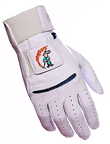 Swing Glove Men's Right Golf Training Aid/Play for Left Handed Golfers: S~XXL [Original Patent] (L)