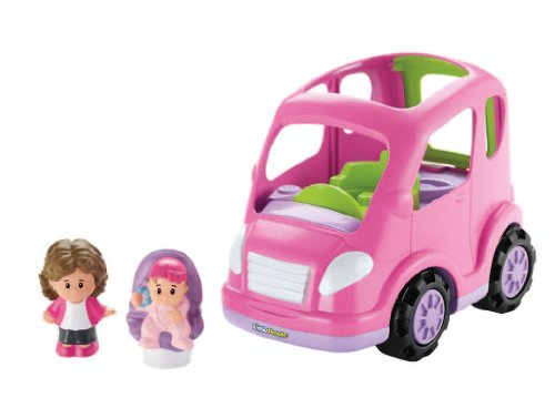 Fisher-Price Little People All Around Car