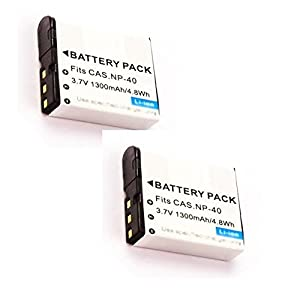 TWO 2X LB-060 Batteries for Kodak PIXPRO AZ522, AZ521, AZ501, AZ421, AZ362 AZ361