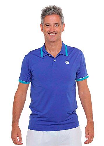blu tennis uomo Sport da A40grados Plus Style da Polo qCSYxZ