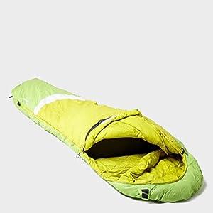 Berghaus Transition 300 Sleeping Bag, Lime, One Size