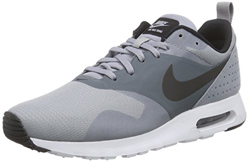 Nike: NIke 705149-018: Air Max Tavas Grey/Black Fashion Casual Running Men Size (US Men 10.5) (Black Grey Air)