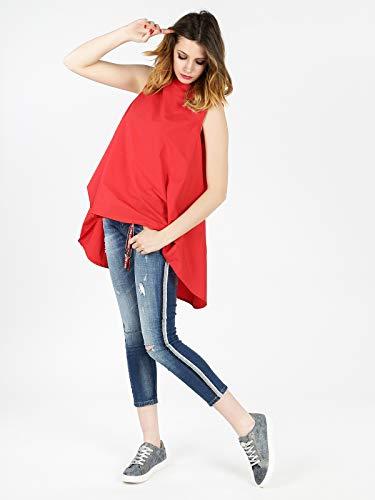 Vaqueros Wiya Vaqueros Jeans Para Para Wiya Mujer Mujer qP1CAw1T