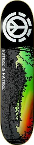 Element Desolation Tank Thriftwood Skateboard Deck (7,5) 1DELE0DESO75000