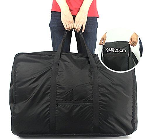Purpose Bag - Plago Nylon Large-Capacity Travel Duffel Bag Waterproof Luggage Sport Blanket Storage VariousPurposes 4Sizes (XL(123-Liter))