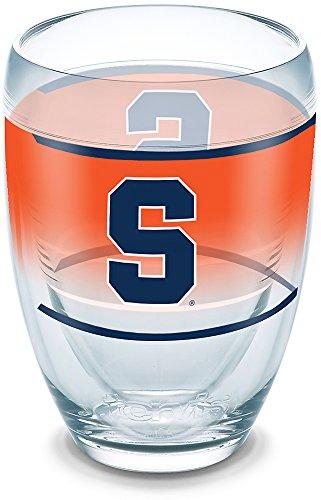 Tervis 1292078 NCAA Syracuse Orange Original Tumbler, 9 oz, Clear