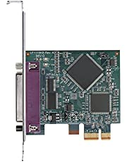 Axxon LF1119KB PlasmaCam Controller Card with IEEE 1284 15' Parallel Cable