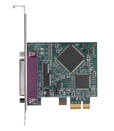 (Axxon LF1119KB PCI Express (PCIe) PlasmaCAM Controller Card with PlasmaCAM Interface Cable 15' (C196-41))