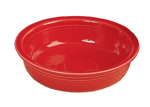 Fiesta Large Bowl - Fiesta 19-Ounce Medium Bowl, Scarlet