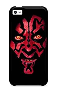 Durable Protector Case Cover With Star Wars Hot Design For Iphone 5c
