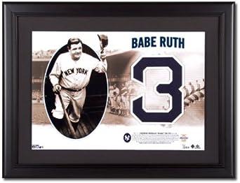 Babe Ruth New York Yankees Baseball Player Jersey