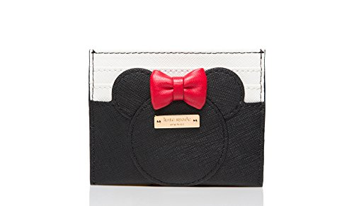 Kate Spade New York Minnie Mouse Minnie Card Holder Case, Multi (Kate Spade Place Cards)