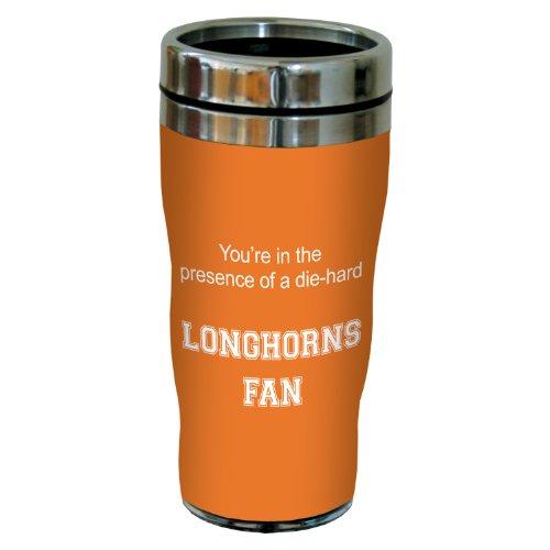 Tree-Free Greetings sg24911 Longhorns College Basketball Sip