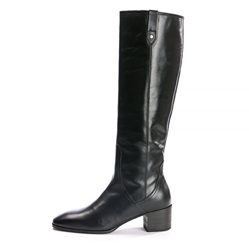 Gant Leather Black Sandra Footwear Boot Womens qrZ7wq