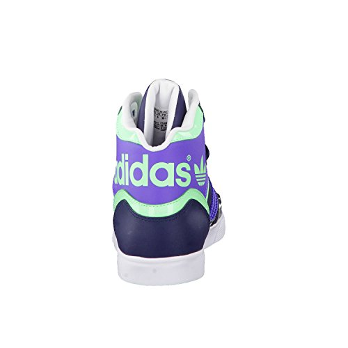 adidas Originals M19458 - Zapatillas para mujer Collegiate Navy/Joy Purple S13/Light Flash Green S