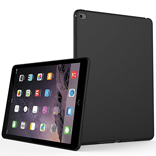 iPad Air 2 Case , SENON Slim Design Matte TPU Rubber Soft Sk
