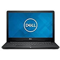 2017 Flagship Dell Premium Inspiron 15.6 LED-Backlit HD Laptop - Intel Dual-Core i3-7100U 2.4GHz, 8GB RAM, 128GB SSD, DVDRW, WLAN, Bluetooth, HDMI, Webcam, 3-in-1 Card Reader, MaxxAudio, Win 10