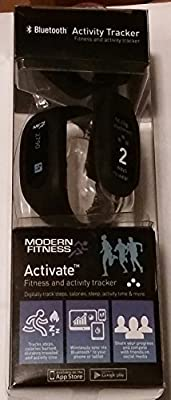 Modern Fitness Bluetooth Activity Tracker