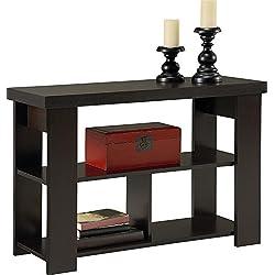 Ameriwood Home Jensen Console Table, Espresso