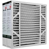 Honeywell FC200E1011 MERV 13 Pleated Air Filter, 20 x 20 x 4 (Pack of 2)