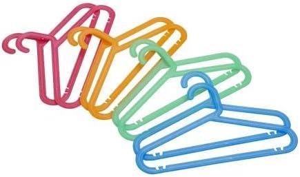 Ikea Bagis Percha Multiusos Para Colgar Pantalones Faldas Camisas Plastico Flexible Minimizando El Riesgo De Rotura Imprescindible Para El Hogar 16 Unidades Amazon Es Bebe