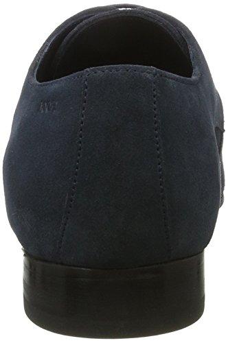 Joop! Herat Kleitos Lfu 1, Zapatos de Cordones Derby para Hombre Azul (Dark Blue)