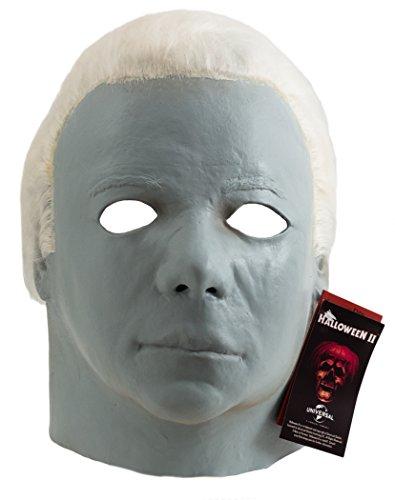 Trick or Treat Studios Men's Halloween Ii-Ben Tramer Mask, Multi, One Size