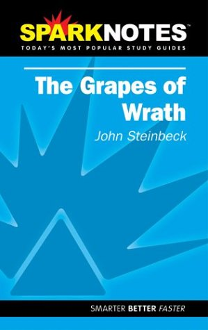 The Grapes of Wrath (SparkNotes Literature Guide) (SparkNotes Literature Guide Series)