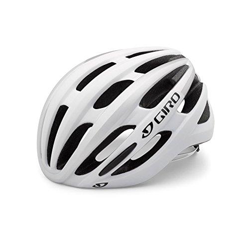 Giro Foray Helmet, Matte White/Silver, Medium by Giro
