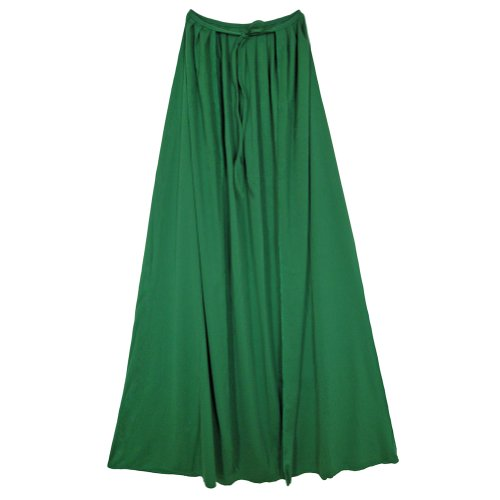 SeasonsTrading 48 Adult Green Cape ~ Halloween Costume Party Dress Up