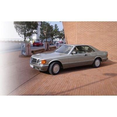 Mercedes Benz 560 SEC 2-Door Sedan 1/24 Revell Germany by Revell