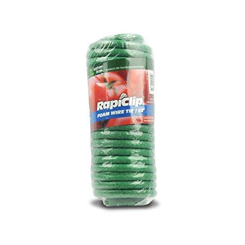 Luster Leaf Rapiclip Foam Wire Tie ()