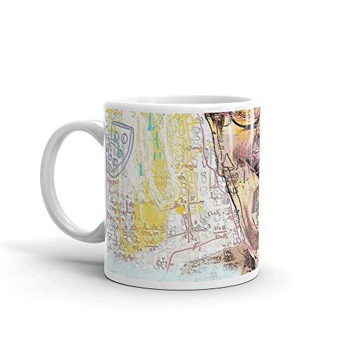 my favorite/Warren Edward Buffett Mug 11 Oz White Ceramic for $<!--$14.00-->