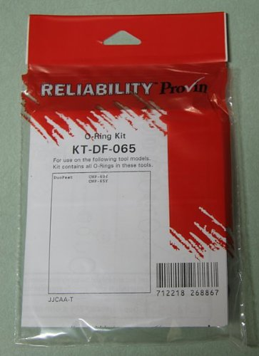 Duo-Fast CNP-60Y CNP-65Y O-Ring Kit - KTDF065 Reliability Provin