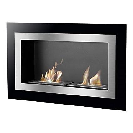 amazon com ignis ventless bio ethanol fireplace villa home kitchen rh amazon com ignis bio ethanol fireplace burner ignis bio ethanol fireplace burner