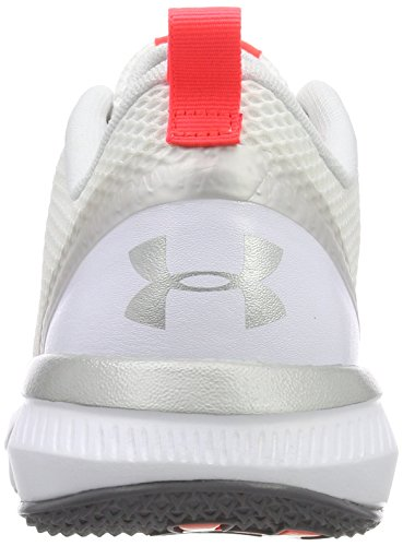 Armour Femme Chaussures Under Fitness Blanc W Ua white 2 Press De 4dnwA8qwp