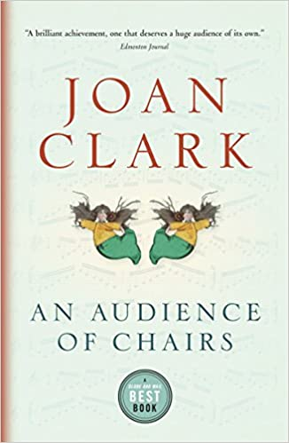 An Audience Of Chairs Amazon Fr Joan Clark Livres Anglais
