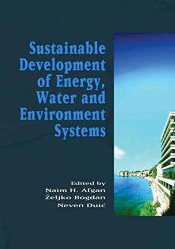 Sustainable Development of Energy, Water and Environment Systems Pdf