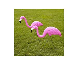 Novelty Pink Flamingo 1 Pair (Pack Of 12)