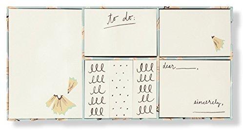 Kate Inch 10 Spade (Kate Spade New York Sticky Note Set, On Point)