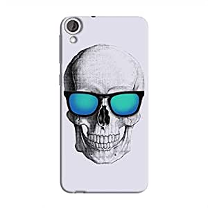 Cover It Up - Cool Skull Desire 820 Hard Case