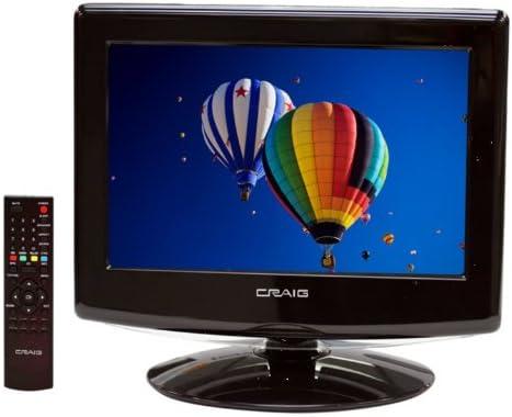Craig Electronics CLC503 Televisor LCD de 13.3 Pulgadas, 120 Hz: Amazon.es: Electrónica