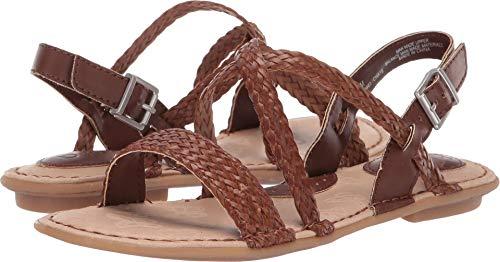 B.O.C. Women's, Dena Sandals Saddle 7 M ()